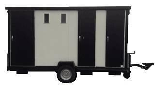 La Caravane 4 douches